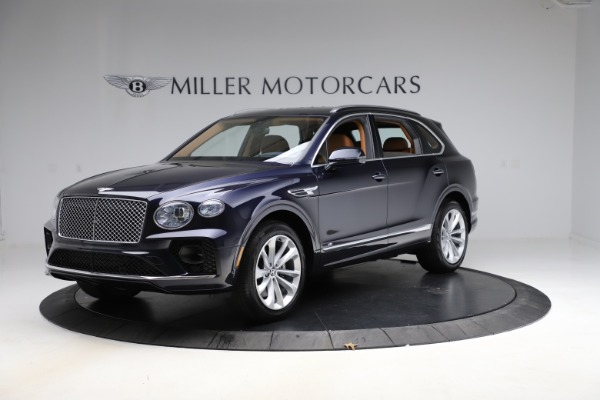 New 2021 Bentley Bentayga V8 for sale $203,205 at Maserati of Greenwich in Greenwich CT 06830 2