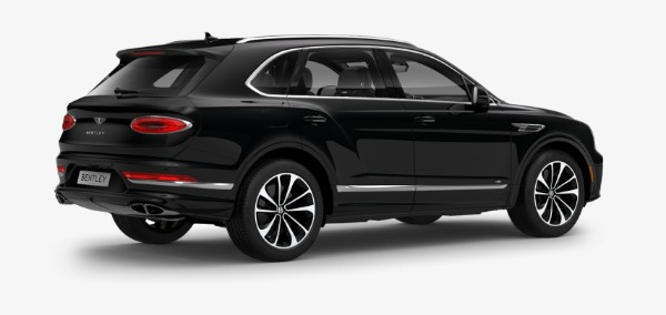 New 2021 Bentley Bentayga V8 for sale $207,765 at Maserati of Greenwich in Greenwich CT 06830 3