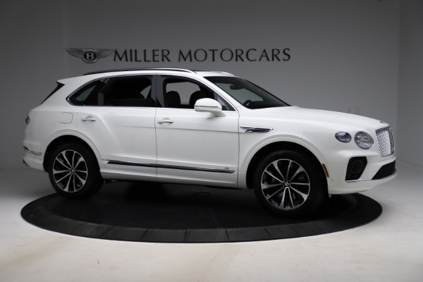 New 2021 Bentley Bentayga V8 for sale Sold at Maserati of Greenwich in Greenwich CT 06830 10