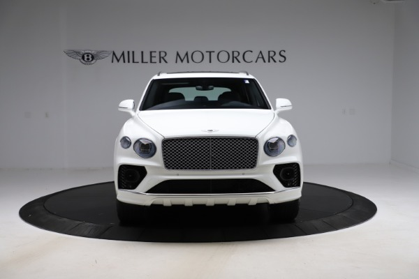 New 2021 Bentley Bentayga V8 for sale Sold at Maserati of Greenwich in Greenwich CT 06830 12