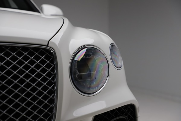 New 2021 Bentley Bentayga V8 for sale Sold at Maserati of Greenwich in Greenwich CT 06830 15