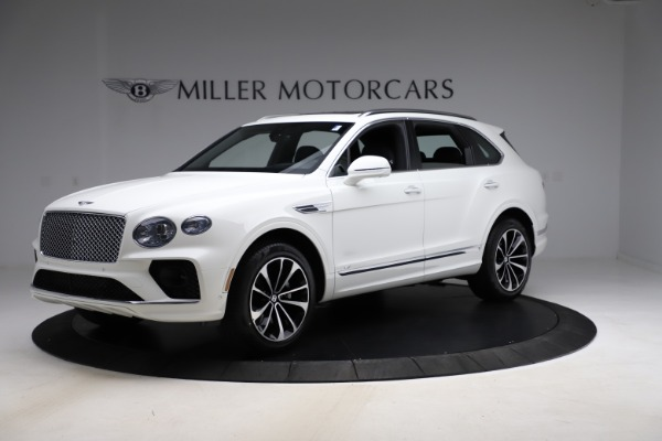 New 2021 Bentley Bentayga V8 for sale $207,765 at Maserati of Greenwich in Greenwich CT 06830 2