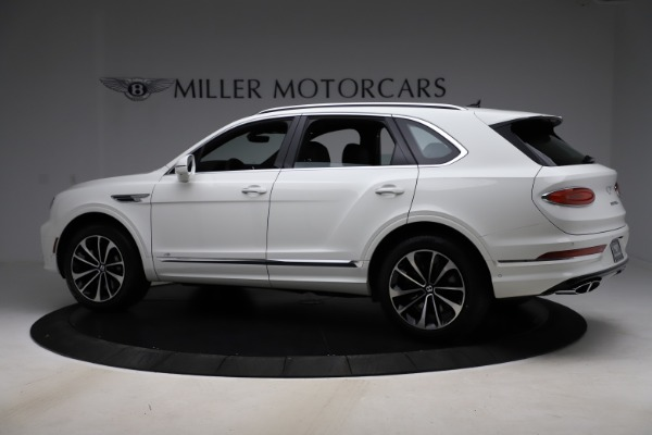 New 2021 Bentley Bentayga V8 for sale $207,765 at Maserati of Greenwich in Greenwich CT 06830 4
