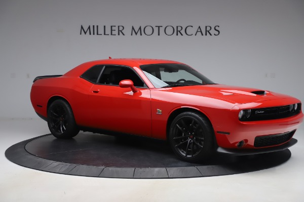 Used 2019 Dodge Challenger R/T Scat Pack for sale $46,900 at Maserati of Greenwich in Greenwich CT 06830 10