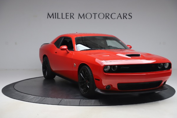 Used 2019 Dodge Challenger R/T Scat Pack for sale $46,900 at Maserati of Greenwich in Greenwich CT 06830 11