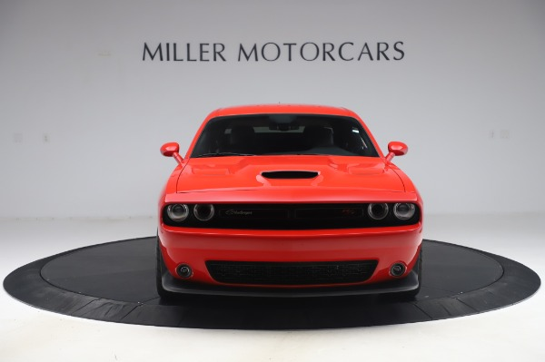 Used 2019 Dodge Challenger R/T Scat Pack for sale $46,900 at Maserati of Greenwich in Greenwich CT 06830 12