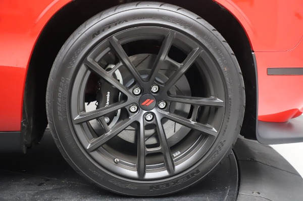 Used 2019 Dodge Challenger R/T Scat Pack for sale $46,900 at Maserati of Greenwich in Greenwich CT 06830 25