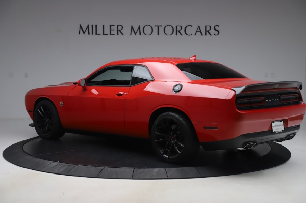 Used 2019 Dodge Challenger R/T Scat Pack for sale $46,900 at Maserati of Greenwich in Greenwich CT 06830 4