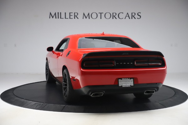 Used 2019 Dodge Challenger R/T Scat Pack for sale $46,900 at Maserati of Greenwich in Greenwich CT 06830 5