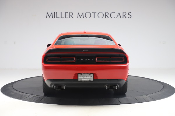 Used 2019 Dodge Challenger R/T Scat Pack for sale $46,900 at Maserati of Greenwich in Greenwich CT 06830 6