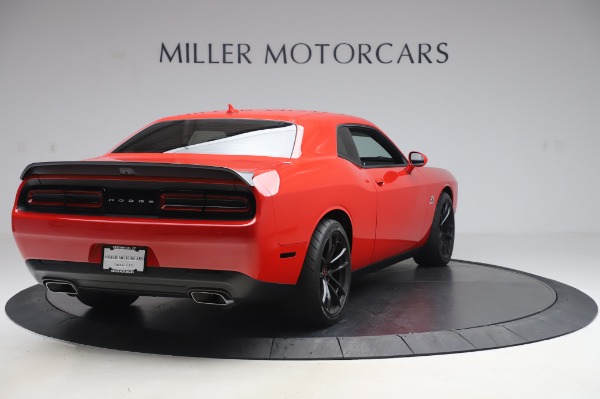 Used 2019 Dodge Challenger R/T Scat Pack for sale $46,900 at Maserati of Greenwich in Greenwich CT 06830 7