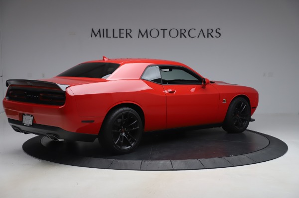 Used 2019 Dodge Challenger R/T Scat Pack for sale $46,900 at Maserati of Greenwich in Greenwich CT 06830 8