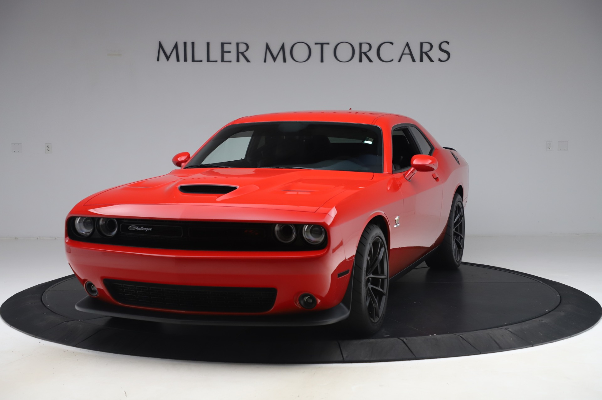 Used 2019 Dodge Challenger R/T Scat Pack for sale $46,900 at Maserati of Greenwich in Greenwich CT 06830 1