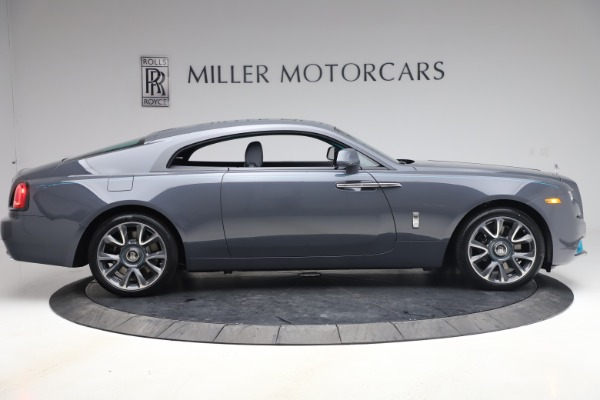 New 2021 Rolls-Royce Wraith KRYPTOS for sale $450,550 at Maserati of Greenwich in Greenwich CT 06830 10