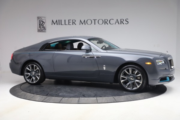 New 2021 Rolls-Royce Wraith KRYPTOS for sale $450,550 at Maserati of Greenwich in Greenwich CT 06830 11