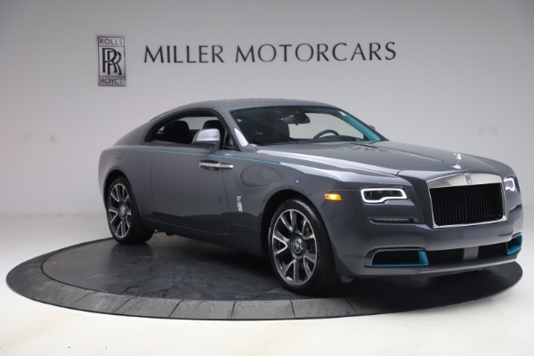 New 2021 Rolls-Royce Wraith KRYPTOS for sale $450,550 at Maserati of Greenwich in Greenwich CT 06830 12
