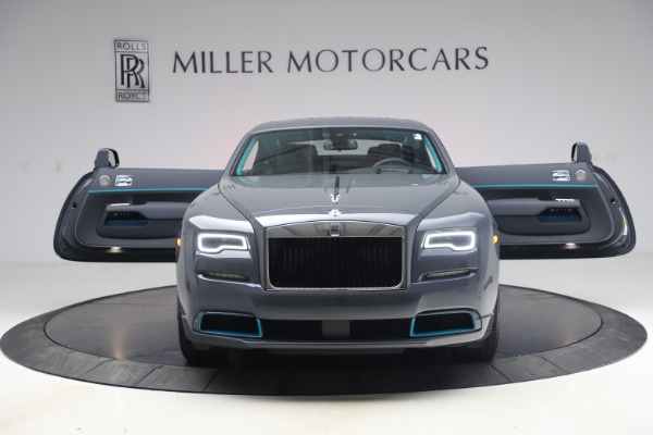 New 2021 Rolls-Royce Wraith KRYPTOS for sale $450,550 at Maserati of Greenwich in Greenwich CT 06830 13