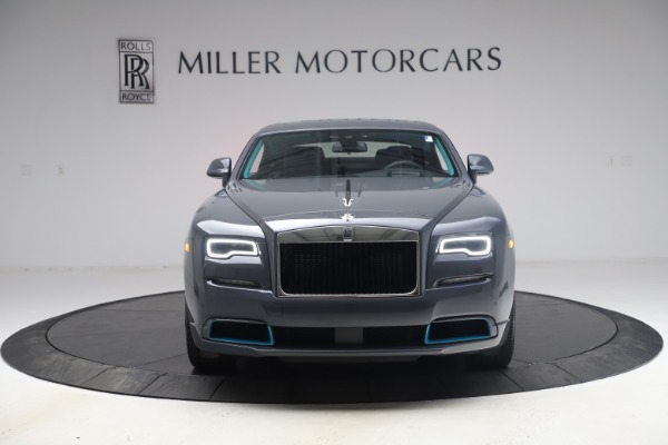 New 2021 Rolls-Royce Wraith KRYPTOS for sale $450,550 at Maserati of Greenwich in Greenwich CT 06830 2