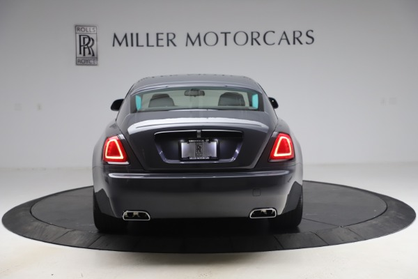 New 2021 Rolls-Royce Wraith KRYPTOS for sale $450,550 at Maserati of Greenwich in Greenwich CT 06830 7