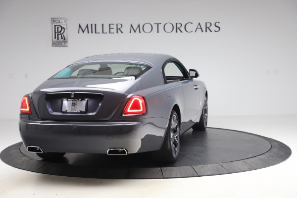 New 2021 Rolls-Royce Wraith KRYPTOS for sale $450,550 at Maserati of Greenwich in Greenwich CT 06830 8