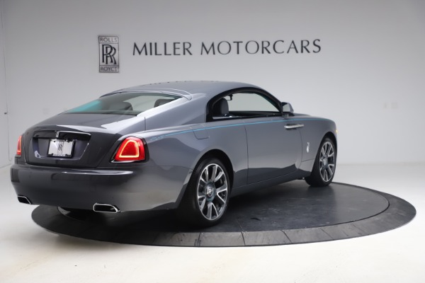 New 2021 Rolls-Royce Wraith KRYPTOS for sale $450,550 at Maserati of Greenwich in Greenwich CT 06830 9
