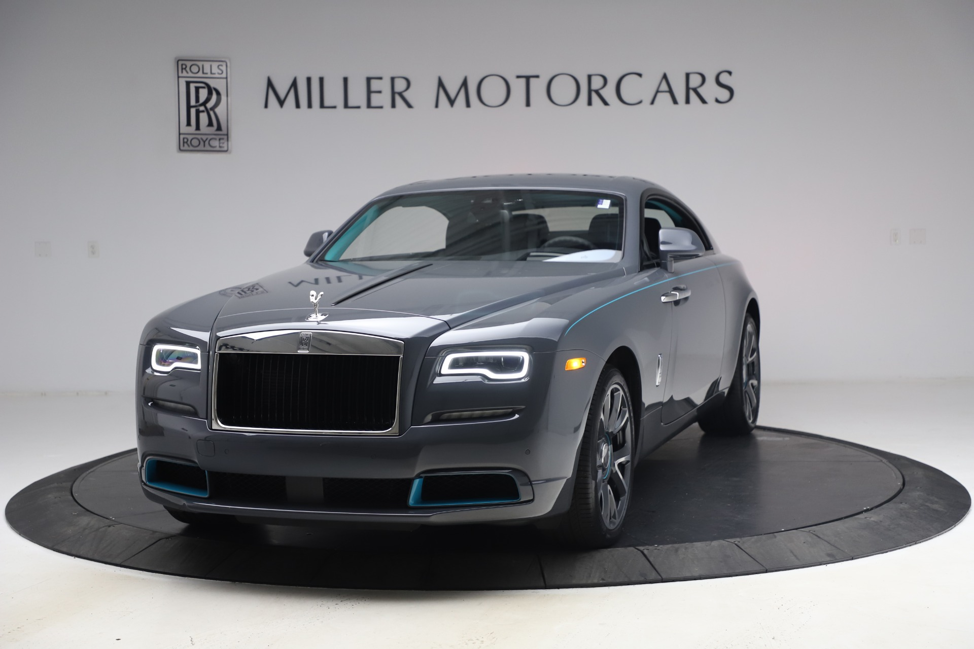 New 2021 Rolls-Royce Wraith KRYPTOS for sale $450,550 at Maserati of Greenwich in Greenwich CT 06830 1
