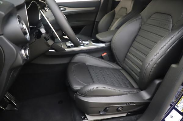 New 2020 Alfa Romeo Stelvio Ti Sport Q4 for sale Sold at Maserati of Greenwich in Greenwich CT 06830 15