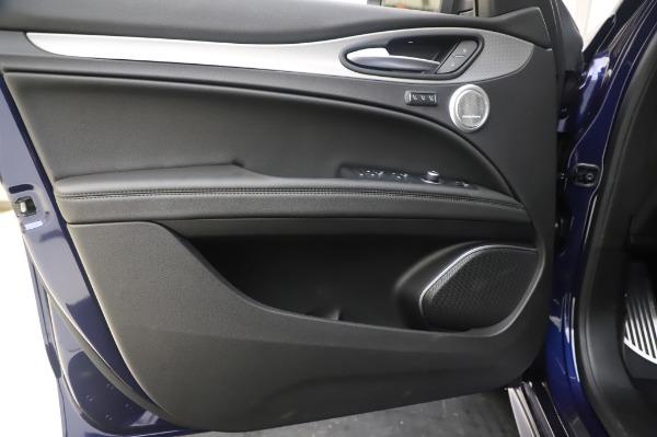 New 2020 Alfa Romeo Stelvio Ti Sport Q4 for sale Sold at Maserati of Greenwich in Greenwich CT 06830 17