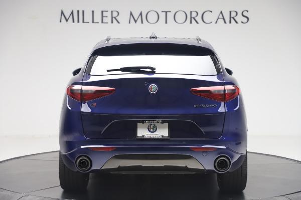 New 2020 Alfa Romeo Stelvio Ti Sport Q4 for sale Sold at Maserati of Greenwich in Greenwich CT 06830 6