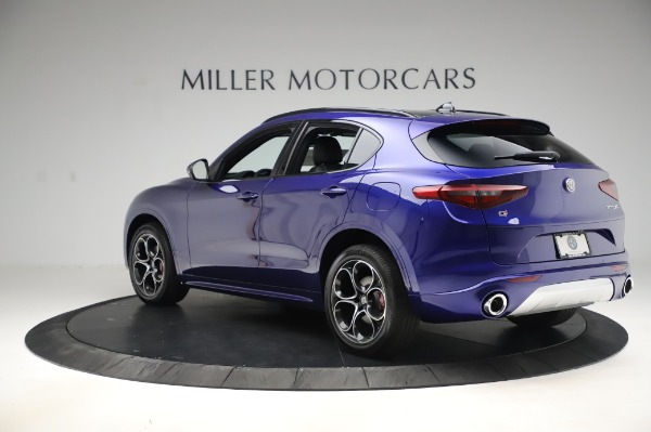 New 2020 Alfa Romeo Stelvio Ti Sport Q4 for sale $57,045 at Maserati of Greenwich in Greenwich CT 06830 4