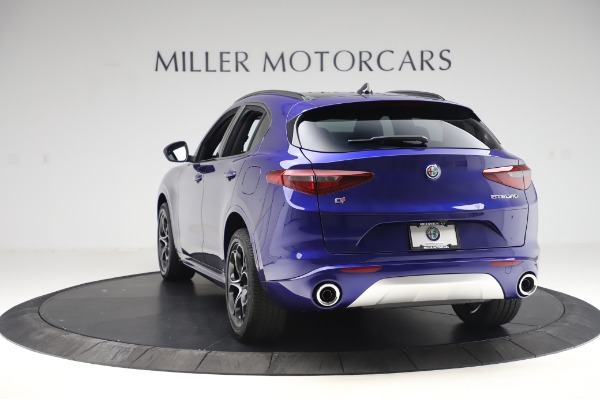 New 2020 Alfa Romeo Stelvio Ti Sport Q4 for sale $57,045 at Maserati of Greenwich in Greenwich CT 06830 5