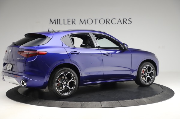 New 2020 Alfa Romeo Stelvio Ti Sport Q4 for sale $57,045 at Maserati of Greenwich in Greenwich CT 06830 8