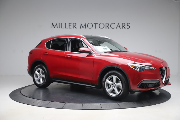 New 2020 Alfa Romeo Stelvio Q4 for sale $47,645 at Maserati of Greenwich in Greenwich CT 06830 10