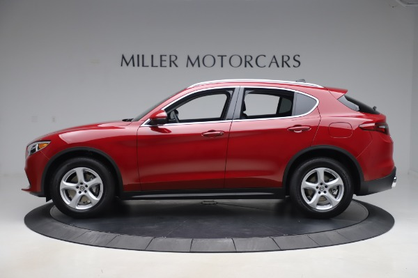 New 2020 Alfa Romeo Stelvio Q4 for sale $47,645 at Maserati of Greenwich in Greenwich CT 06830 3