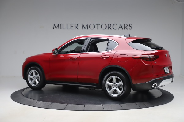 New 2020 Alfa Romeo Stelvio Q4 for sale $47,645 at Maserati of Greenwich in Greenwich CT 06830 4
