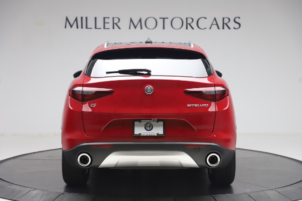 New 2020 Alfa Romeo Stelvio Q4 for sale $47,645 at Maserati of Greenwich in Greenwich CT 06830 6