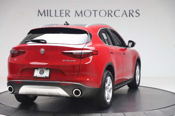 New 2020 Alfa Romeo Stelvio Q4 for sale $47,645 at Maserati of Greenwich in Greenwich CT 06830 7