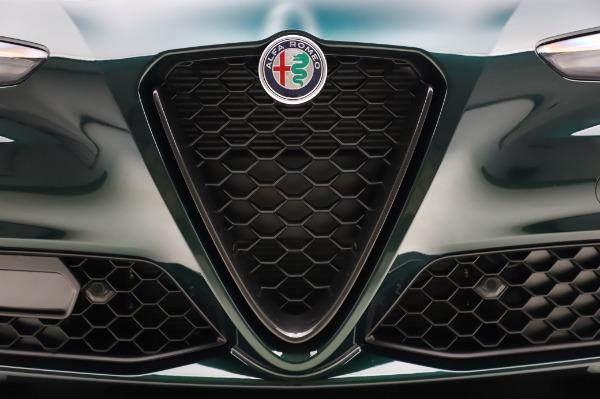 New 2020 Alfa Romeo Giulia Ti Q4 for sale Sold at Maserati of Greenwich in Greenwich CT 06830 28