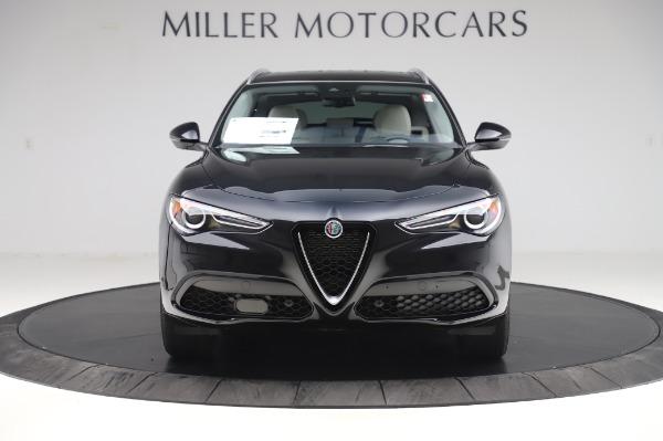New 2020 Alfa Romeo Stelvio Ti Q4 for sale $50,895 at Maserati of Greenwich in Greenwich CT 06830 12