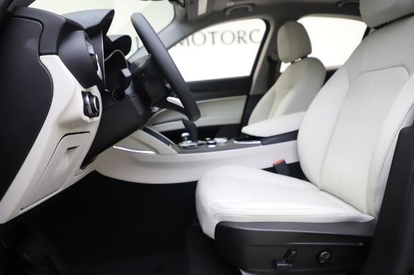 New 2020 Alfa Romeo Stelvio Ti Q4 for sale $50,895 at Maserati of Greenwich in Greenwich CT 06830 14