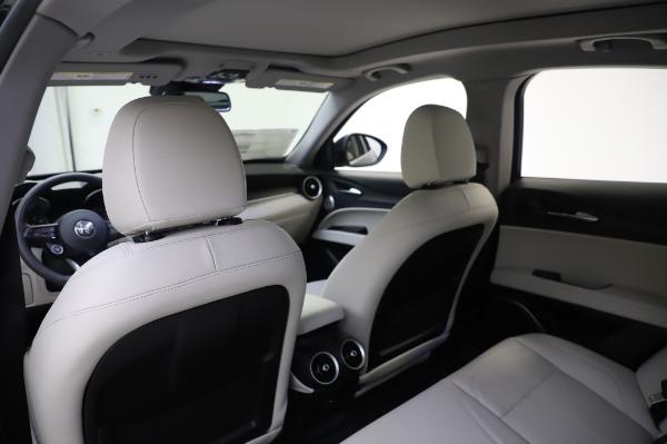 New 2020 Alfa Romeo Stelvio Ti Q4 for sale $50,895 at Maserati of Greenwich in Greenwich CT 06830 17