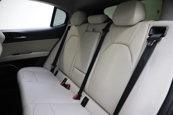 New 2020 Alfa Romeo Stelvio Ti Q4 for sale $50,895 at Maserati of Greenwich in Greenwich CT 06830 19