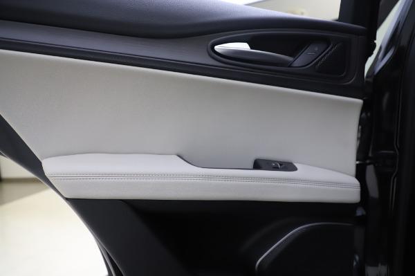 New 2020 Alfa Romeo Stelvio Ti Q4 for sale $50,895 at Maserati of Greenwich in Greenwich CT 06830 20