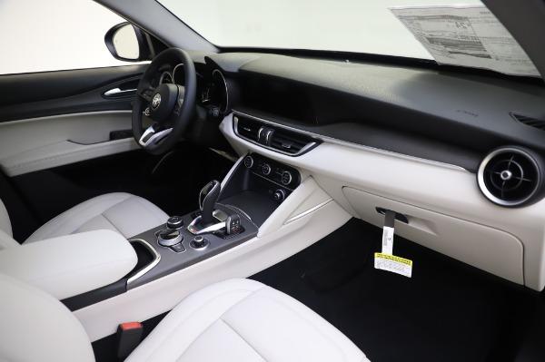 New 2020 Alfa Romeo Stelvio Ti Q4 for sale $50,895 at Maserati of Greenwich in Greenwich CT 06830 21