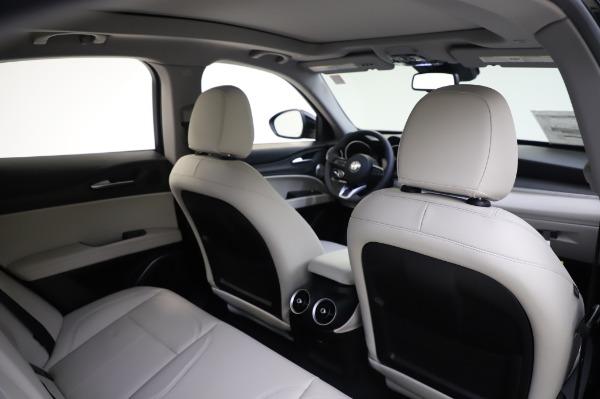 New 2020 Alfa Romeo Stelvio Ti Q4 for sale $50,895 at Maserati of Greenwich in Greenwich CT 06830 25