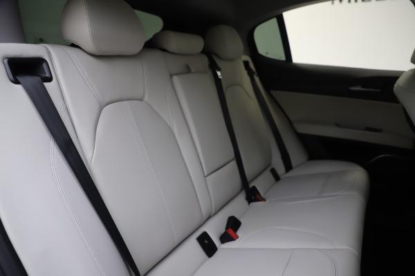 New 2020 Alfa Romeo Stelvio Ti Q4 for sale $50,895 at Maserati of Greenwich in Greenwich CT 06830 27