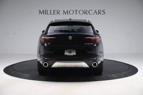 New 2020 Alfa Romeo Stelvio Ti Q4 for sale $50,895 at Maserati of Greenwich in Greenwich CT 06830 6