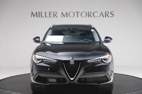 New 2020 Alfa Romeo Stelvio Q4 for sale $47,395 at Maserati of Greenwich in Greenwich CT 06830 12