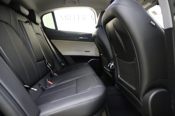 New 2020 Alfa Romeo Stelvio Q4 for sale $47,395 at Maserati of Greenwich in Greenwich CT 06830 27