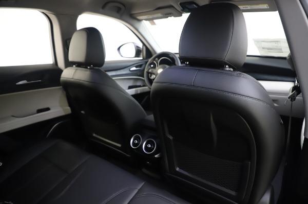 New 2020 Alfa Romeo Stelvio Q4 for sale $47,395 at Maserati of Greenwich in Greenwich CT 06830 28